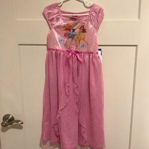 Size 5 Disney Princesses Nightgown